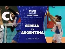 Serbia - Argentina (short cut)