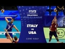 Italy - USA (short cut)