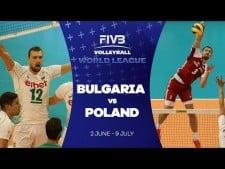 Bulgaria - Poland (short cut)