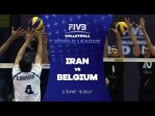 Iran - Belgium (short cut)