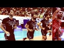 Iran National Team Action