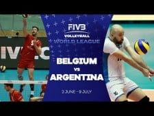 Belgium - Argentina (short cut)