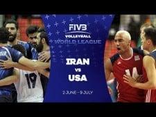 Iran - USA (short cut)