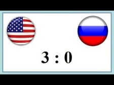 USA - Russia (Highlights)