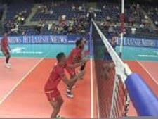 Stephen Boyer huge block (Italy - France)