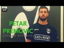 Petar Premović in season 2016/17