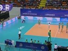 Nikola Jovović & Aleksandar Blagojević amazing action