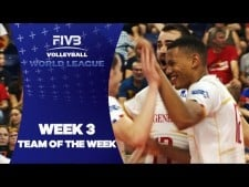 Best players in World League 2017 (Week 3)