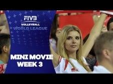 World League 2017 (Highlights, Week 3)
