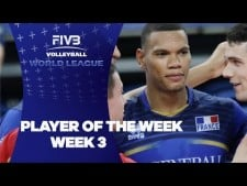 Stephen Boyer in World League 2017 (Week 3)