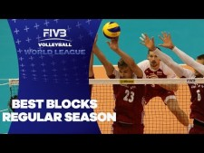 TOP5 Blocks -  World League 2017 Intercontinental Round