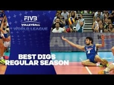 Best Digs - World League 2017 Intercontinental Round