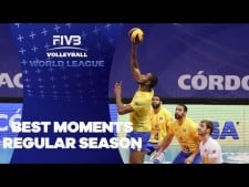 World League 2017 Intercontinental Round (Highlights)