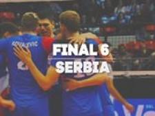 Serbia Road to World League 2017 Final Six