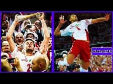 Leyenda del voley| Michal Winiarski| Homenaje| Volleyball en