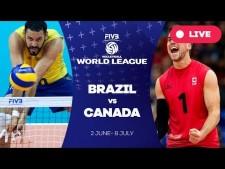Brazil - Canada (full match)