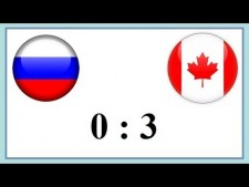 Russia - Canada (Highlights)