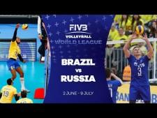 Brazil - Russia (short cut)
