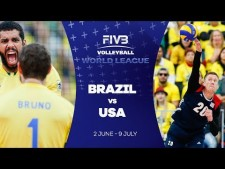 Brazil - USA (short cut)