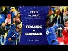 France - Canada (short cut)