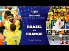 Brazil - France (short cut)