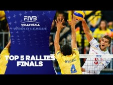 Best actions in World League 2017 Final Six