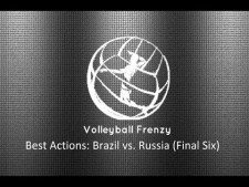 Brazil - Russia (Highlights)