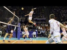 TOP10 Best Spikes in World League 2017 (PART3)