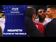 Earvin N'Gapeth in World League 2017 Final Six
