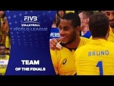 Dream Team of the World League 2017 Final Six