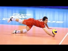 Volleyball Digs (5th movie)