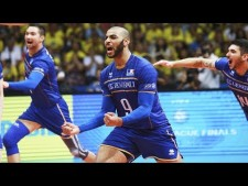 Earvin N'Gapeth in World League 2017 Final Six (2nd movie)