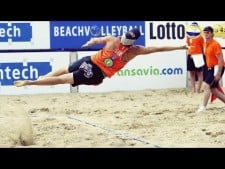 TOP 40 Crazy Actions Beash Volleyball 2017