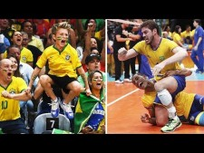 Brazil in World League 2017