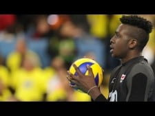 Sharone Vernon-Evans in World League 2017 (2nd movie)