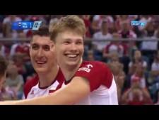 Jakub Kochanowski in match Poland - Russia