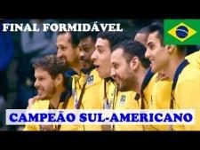 Brazil - Venezuela (full match)