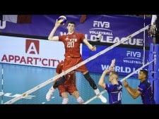 Ilyas Kurkayev in World League 2017