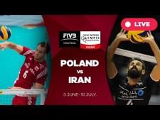 Poland v Iran - 2016 Men's World Olympic Qualification