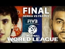 Serbia - France (Highlights, 4th movie)