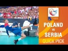 Nikola Jovović amazing dig (Poland - Serbia)