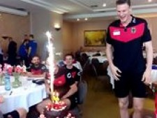 Happy Birthday Marcus Böhme!