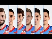 TOP 10 | Most Powerful Volleyball Spikes | Serbia