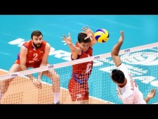 Top 15 Best Volleyball Blocks 1v1 in Final Six WL 2017