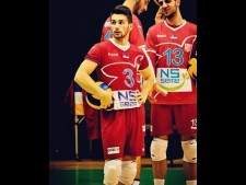 Lazar Ilincic in season 2016/17
