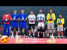 Dream Team of the U23 World Championship 2017