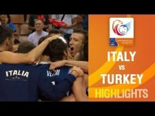 Italy - Turkey (short cut)