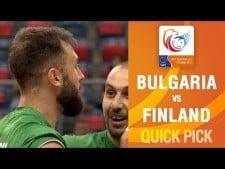Long rally (Bulgaria - Finland)