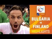 Bulgaria - Finland (short cut)