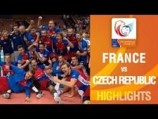 France - Czech Republic (Highlights)